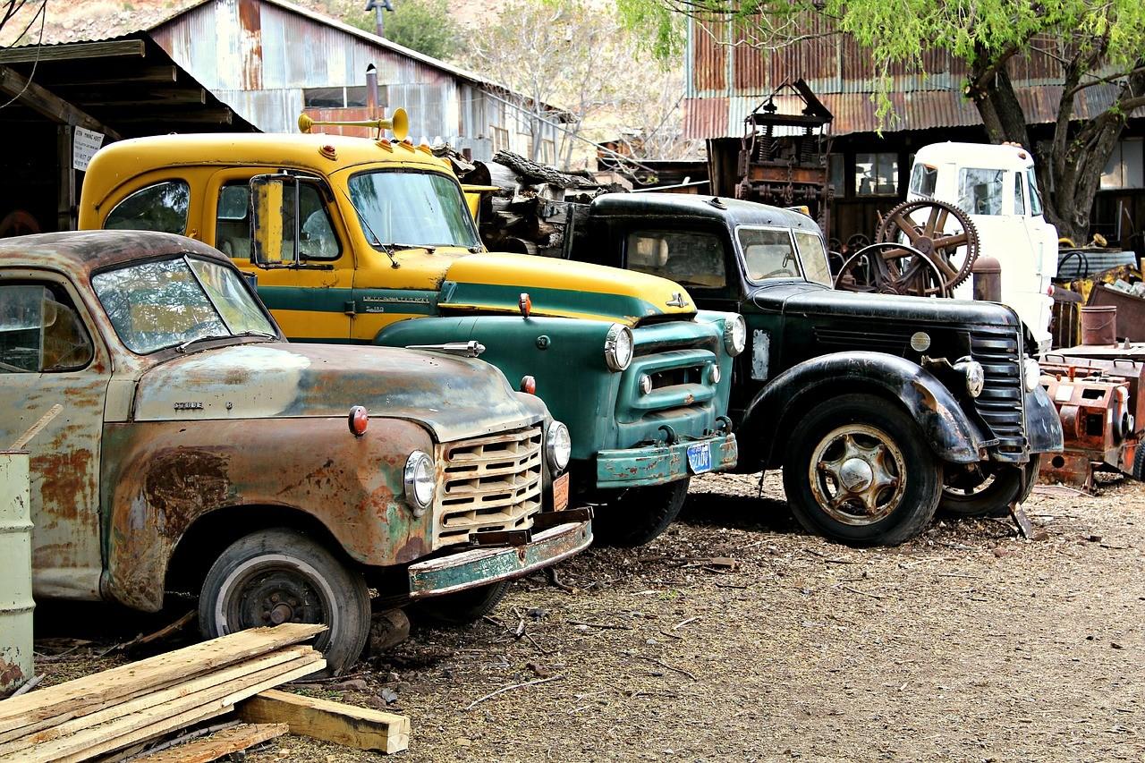Junk Cars In Columbus