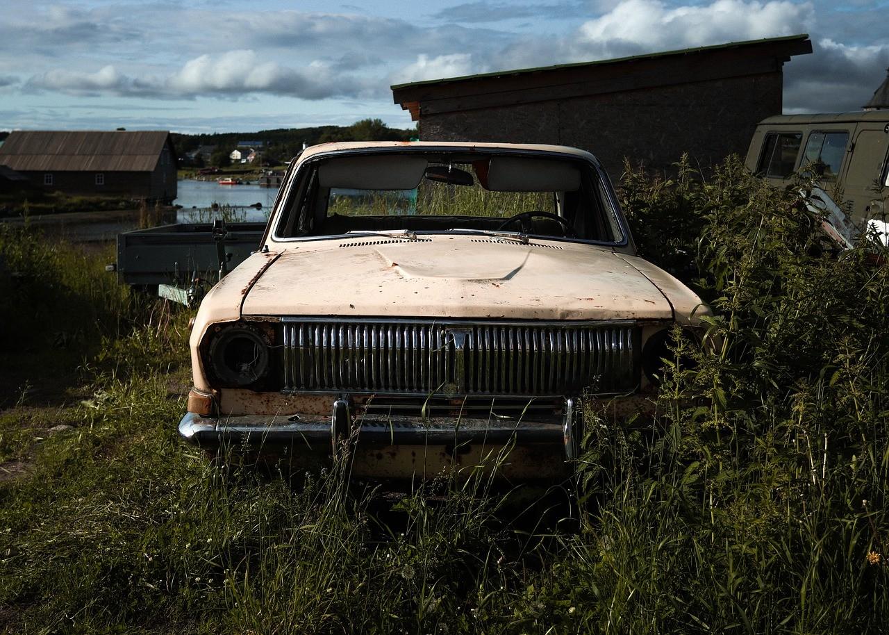 junk cars in El Paso