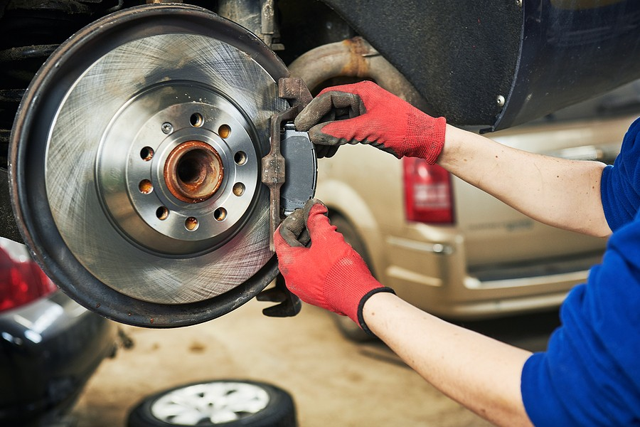Why Brakes Vibrate and What To Do With It